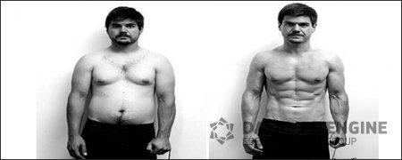 Из жира в мышцы