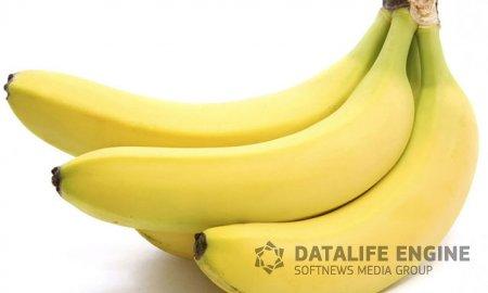 Вред бананов из магазина