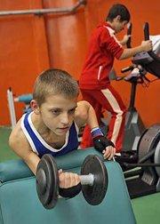 Как тренироваться подростку?