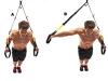 Тренинг с подвесными ремнями