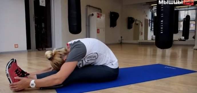 Тренировка для людей с проблемами спины и позвоночника
