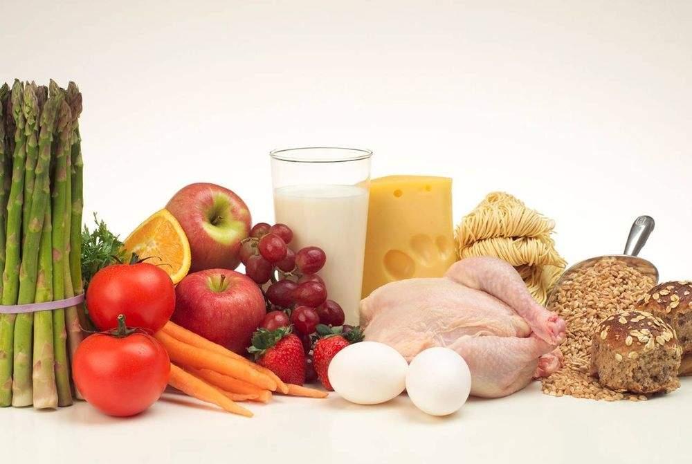 Основы здорового питания культуриста