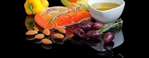 Основы питания: жиры