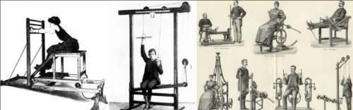 Виды тренажеров. История создания тренажеров