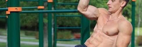 Как получить красивую фигуру за полгода: советы уличного спортсмена Максима Трухоновца