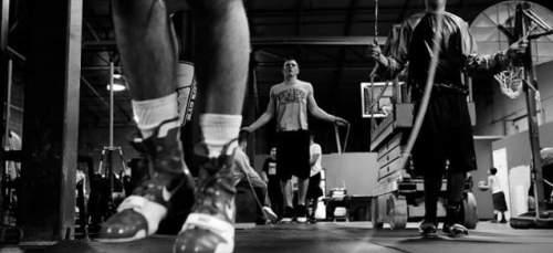 Круговые тренировки с собственным весом