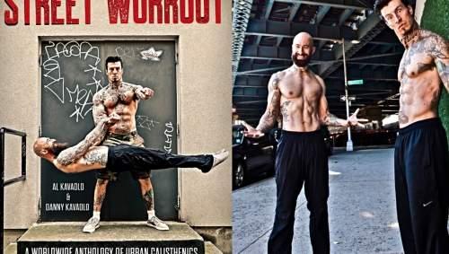 Братья Kavadlo - Street Workout (Eng)