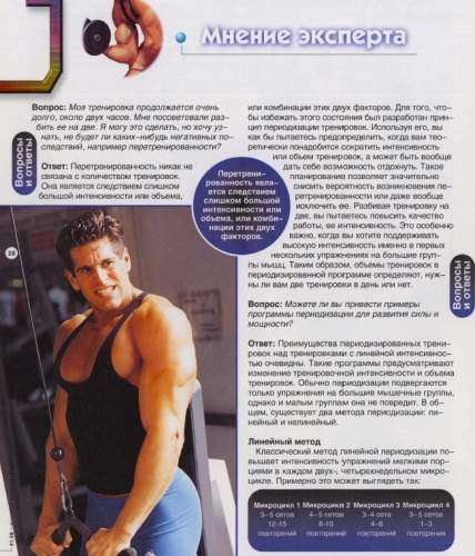 Muscular Development (№1 1999)